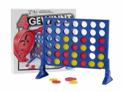 Hasbro 4 gewinnt - Produkt und Verpackung scharf