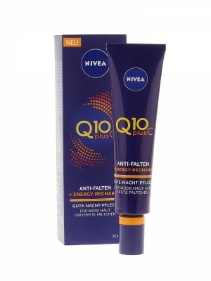 NIVEA Q10 PlusC Anti Falten